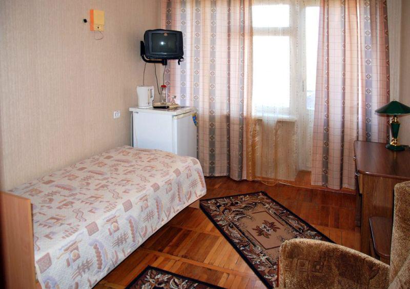 Стандарт 1-комнатный 1-местный в Главном корпусе в санатории Приморье, г. Евпатория, Крым