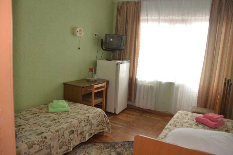 1-комнатный 2-местный в Главном корпусе в санатории Приморье, г. Евпатория, Крым