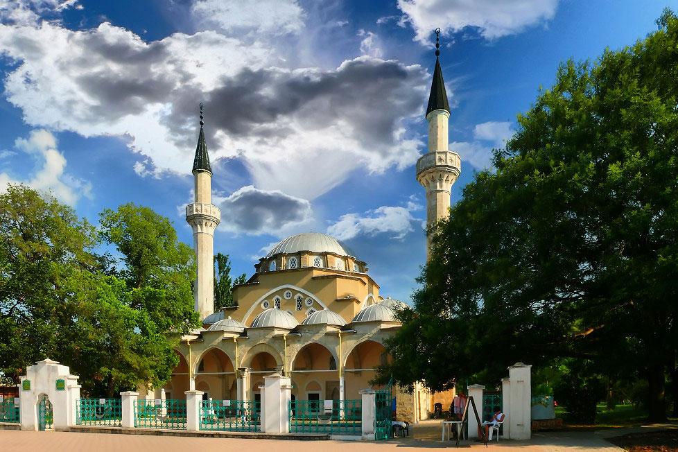 Достопримечательности Евпатории, Крым